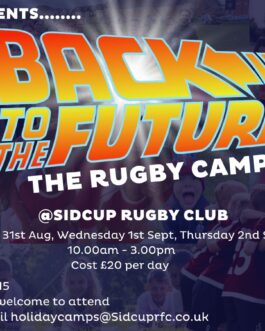 Rugby Camp – Thursday 02.09